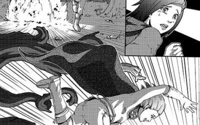 Cours d'été – BD/Manga/Character design