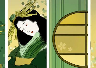 cours liste école bd manga illustration peinture game art dev prog