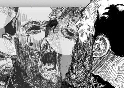dessin école bd manga illustration game art nouveaux médias peinture game prog
