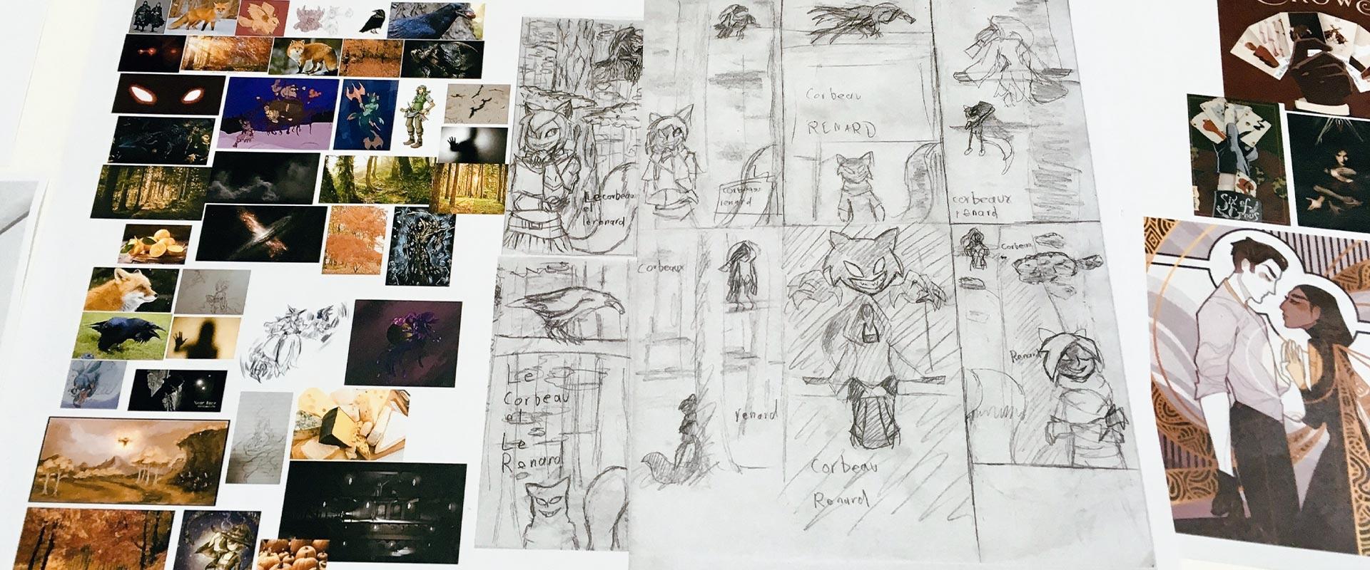 tarifs financement école bd manga illustration peinture game art dev prog